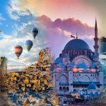 Bölgelere Göre Türkiye Turizmi